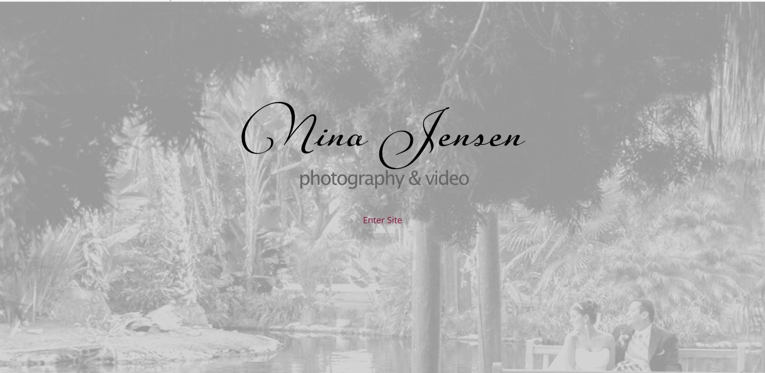 Nina Jensen Photographer