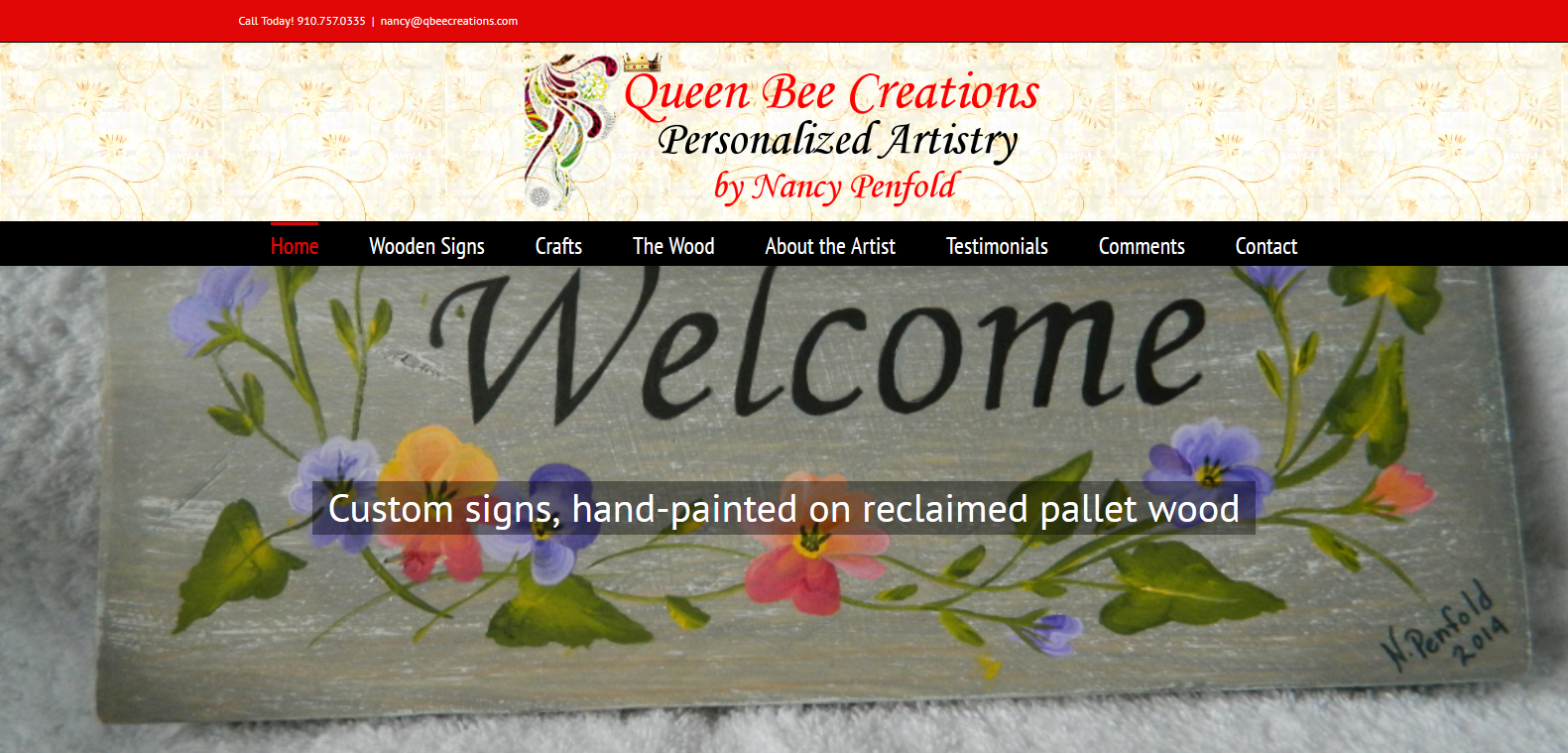 Queen Bee Creations